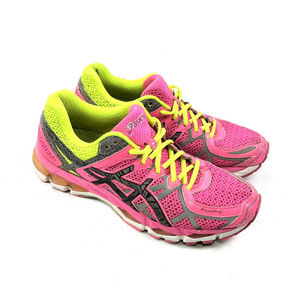 Asics Gel-Kayano 21 Running Training Shoe Pink